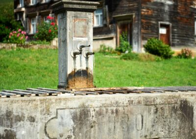 Brunnen Dottingen Mosnang