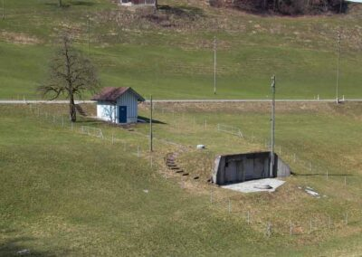 Grundwasserpumpwerk Hofwis