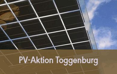 PV-Aktion Toggenburg
