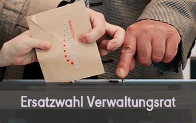 Ersatzwahl Verwaltungsrat 2021